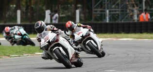 Tamada takes a double win at Madras!