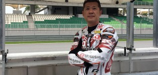 Tamada makes solid start at Sepang