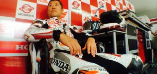 A solid start for Tamada at Sentul