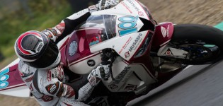 Tamada qualifies 5th despite crash